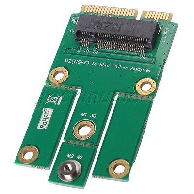 Come abilitare Handoff Continuity vecchi Mac iMac mid 2007 guida TAL M.2 NGFF adattatore half mini-PCIe