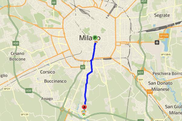 Milano Expo 2015, Apple è pronta (Come arrivare al Centro Commerciale Fiordaliso Rozzano) - TheAppleLounge.com