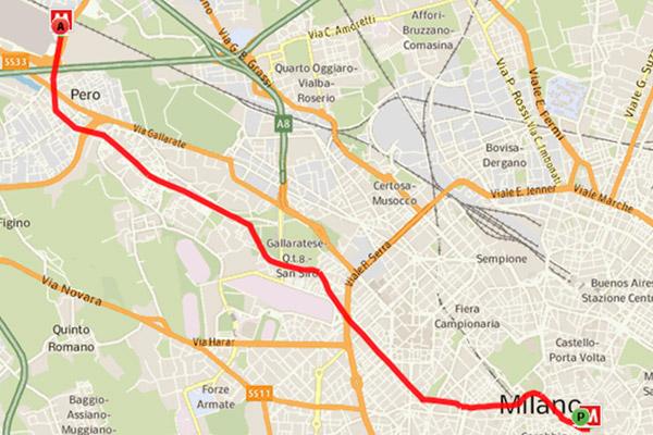 Milano Expo 2015, Apple è pronta (quanto dista Expo 2015 dal Duomo di Milano) - TheAppleLounge.com