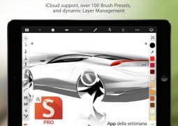 SketchBook Pro app settimana TAL