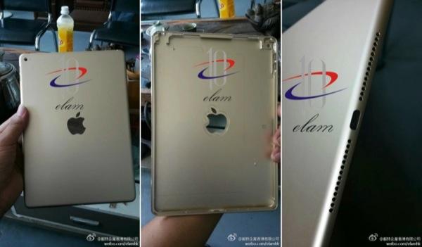 iPad Air 2 scocca posteriore