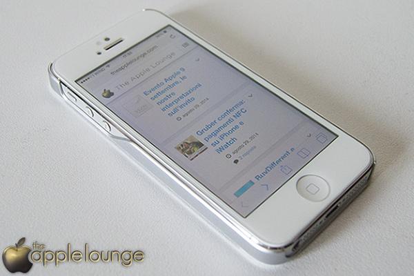 moshi iVisor Glass, la protezione che non fa rimpiangere lo zaffiro 15 - la recensione di TAL - TheAppleLounge.com