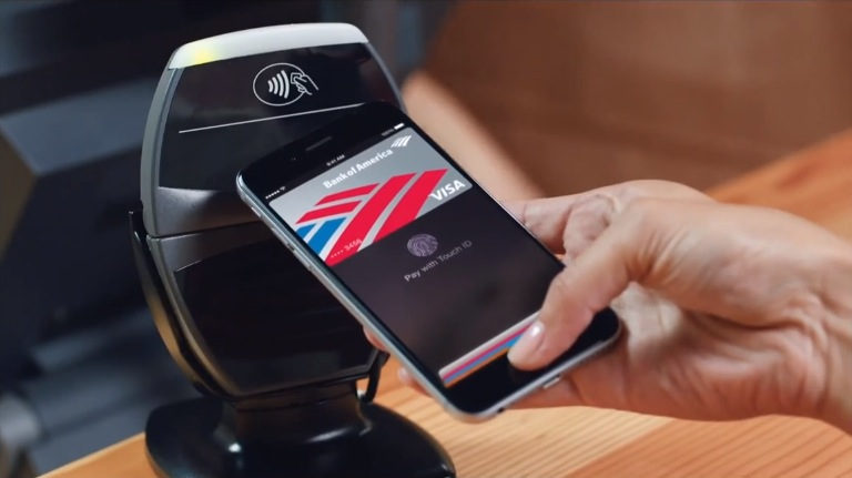 Apple Pay NFC Touch ID sistema pagamento Apple iPhone 6 iPhone 6 Plus Apple Watch_2
