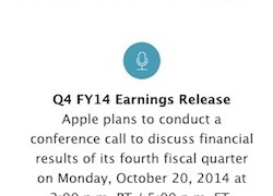 annunci fiscali q4 2014
