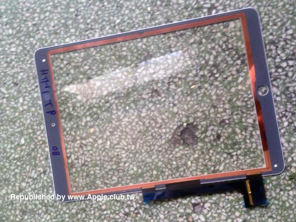 iPad Air 2 - Pannello