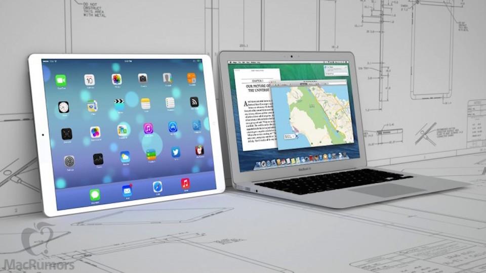 iPad Air 2 - iPad Pro