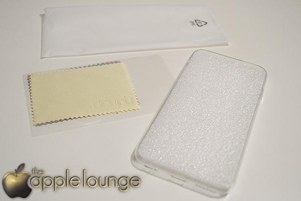 doupi UltraSlim 0.3mm TPU, la cover per iPhone 6 che desideravo - la recensione di TAL 02 - TheAppleLounge.com