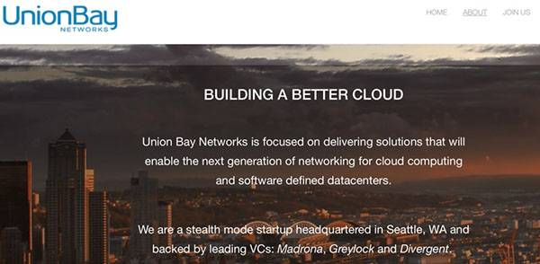 union bay networks apple