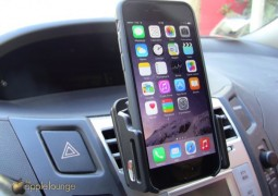 Supporto auto Brodit iPhone 6 recensione TAL ProClip MoveClip Holder 3