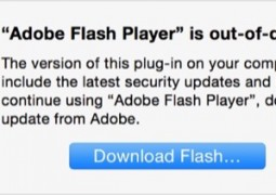 flashoutofdate