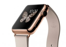 oro apple watch