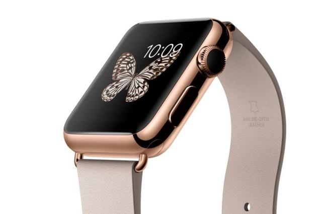 oro apple watch