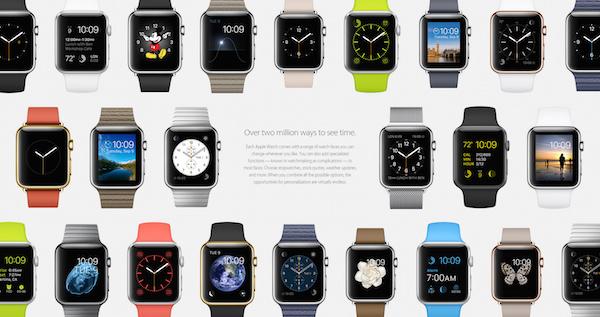 quadranti iwatch