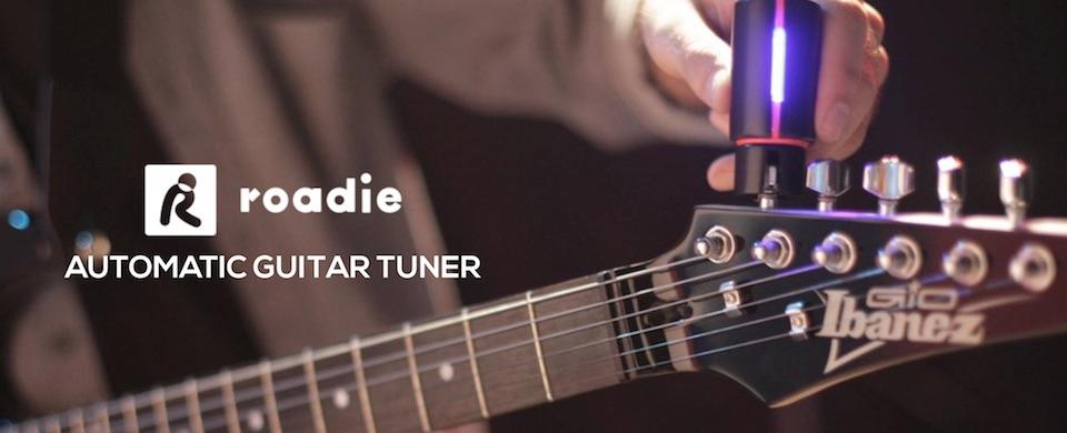 roadie-tuner