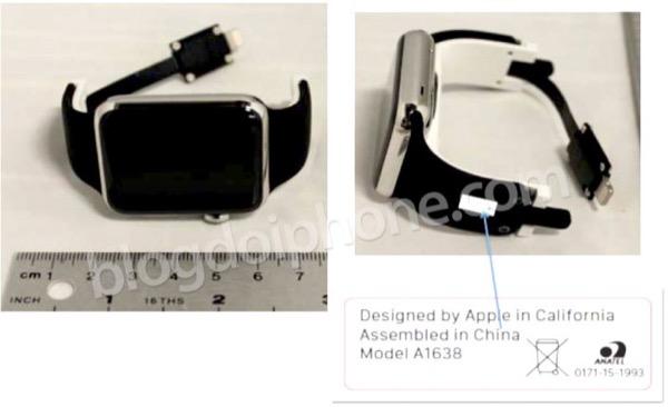 Apple Watch Apple Store Lightning porta diagnostica iPad mini 2