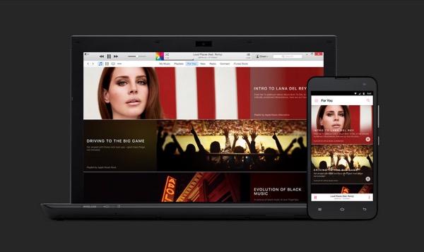 Steve Jobs avrebbe detto che Apple Music per Android è la migliore app mai creata per Android.