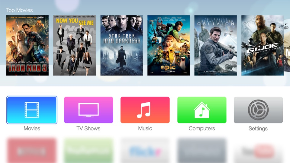 Apple TV iOS 9 App Store app giochi telecomando Force Touch Siri TheAppleLounge 4