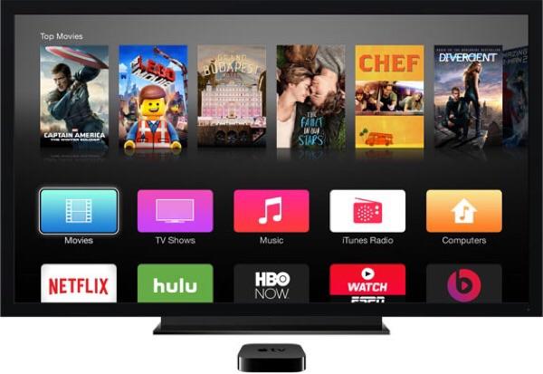 Servizio TV Apple