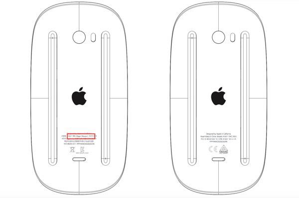 Magic Mouse 2 Apple Wireless Keyboard Bluetooth 4.2