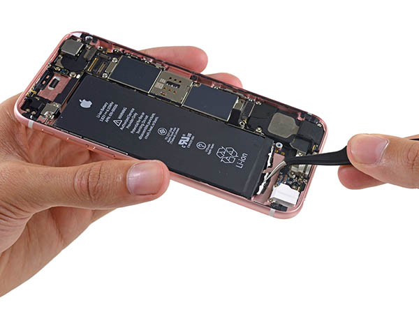 iPhone 6s teardown foto