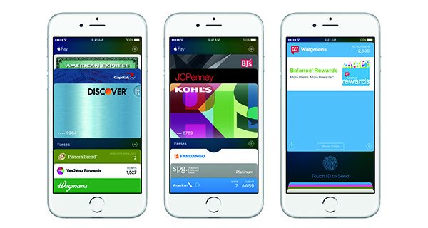 ios 9 apple pay