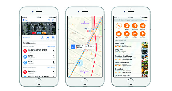ios 9 mappe