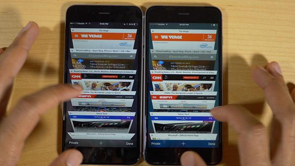 iphone 6s plus 2gb ram