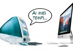 First iMac 1998 vs iMac 5K