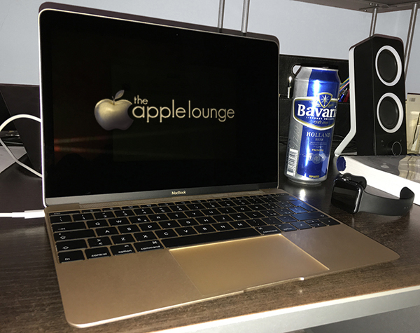 MacBook 2015 oro TAL