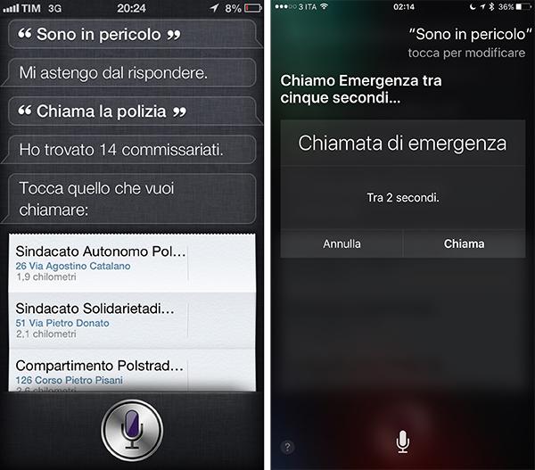 Pericolo Siri