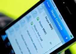 Skype per iOS