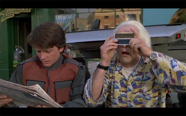 Video-coso ritorno al futuro