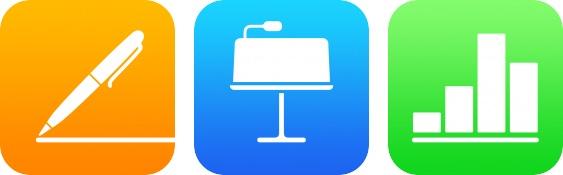 iWork iOS 9