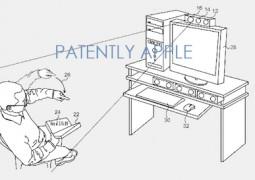 Immagine brevetto Apple