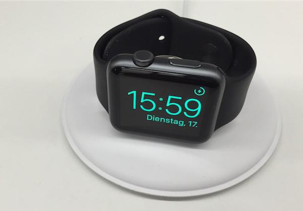 Apple Watch dock base ricarica