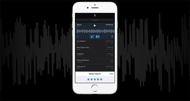 apple memo musicali iphone