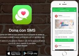Dona con SMS