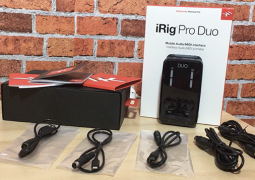 iRig Pro DUO