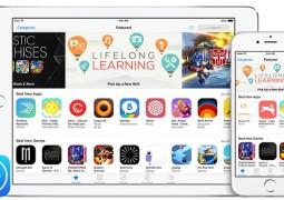 Serie TV Apple App Store