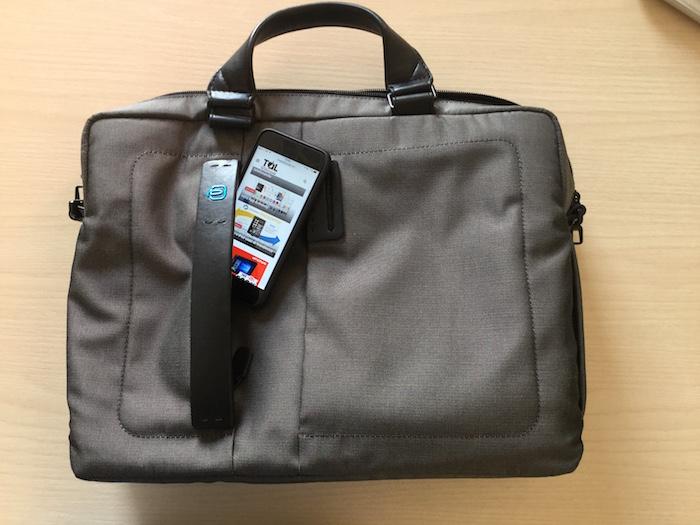 Piquadro borsa porta PC iPad Connequ 1241
