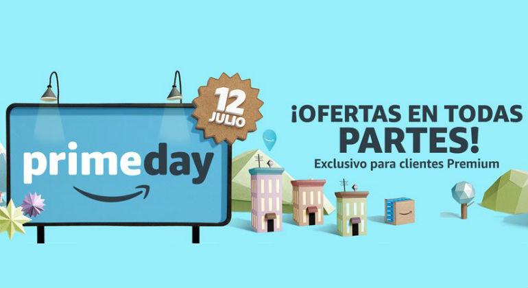 Amazon Prime Day, sconti su tutta la tecnologia