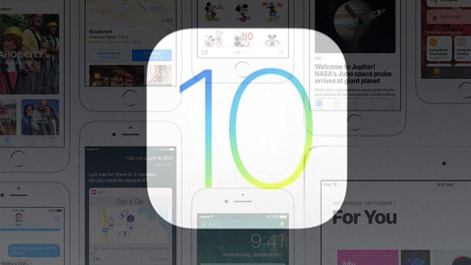 IOS 11, disponibile la beta pubblica