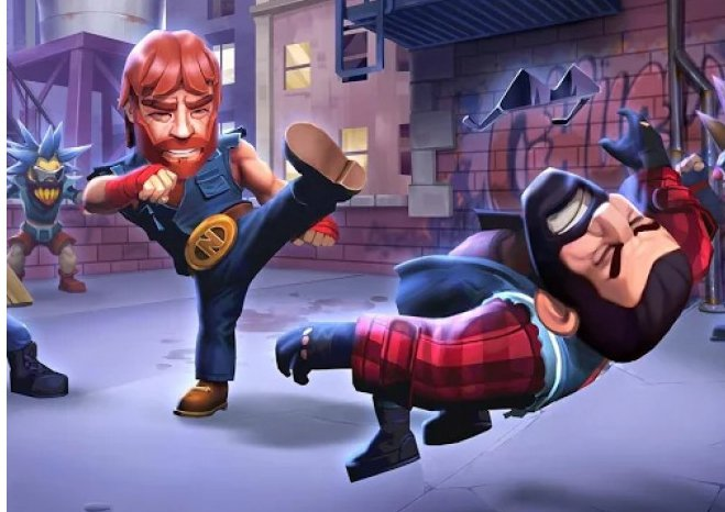 Nonstop Chuck Norris disponibile per iPhone ed iPad: caratteristiche e download