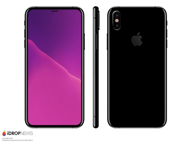 IPhone 8 - nuove conferme per la fotocamera e il materiale della scocca