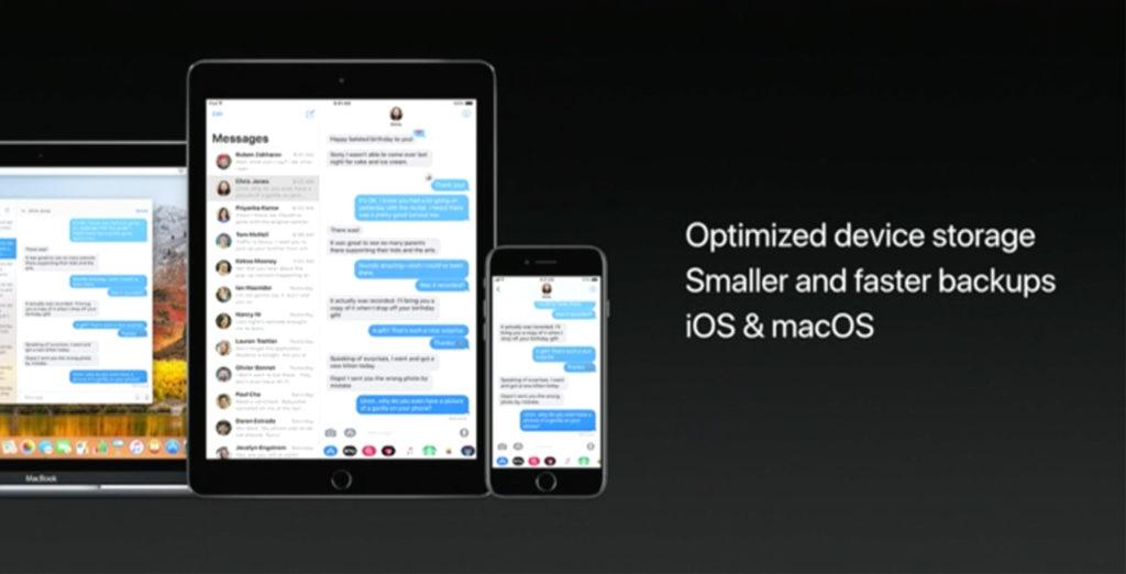 Scoperti i video di due nuove gesture in iOS 11