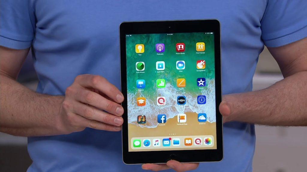 iPad WiFi 32 GB (2018)