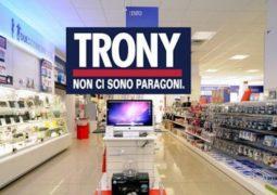 offerte Trony