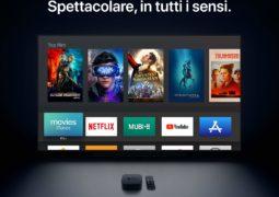Apple TV+ streaming