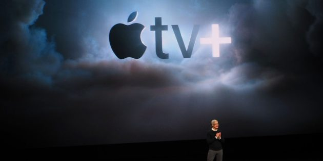 apple tv+ streaming