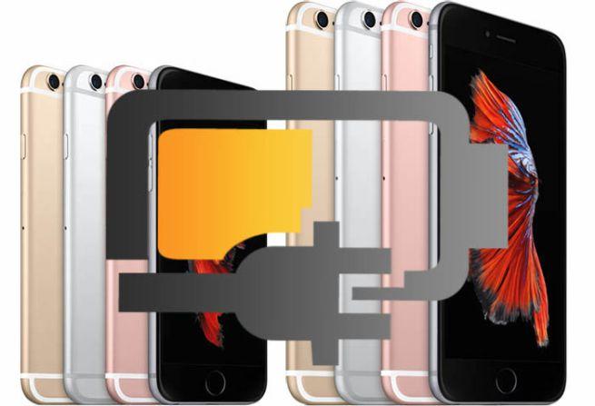 iPhone 6S difettosi